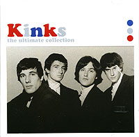 Обложка альбома «Kinks. The Ultimate Collection» (The Kinks, 2002)
