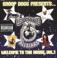 Обложка альбома «Presents… Doggy Style Allstars. Welcome To Tha House. Vol. 1» (Snoop Dogg, 2002)