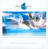 Обложка альбома «The Music That Died Alone» (The Tangent, 2003)