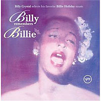 Обложка альбома «Billy Remembers Billie» (Billie Holiday, 2006)