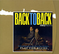 Обложка альбома «Duke Ellington And Johnny Hodges. Play The Blues. Back To Back» (Duke Ellington, Johnny Hodges, 1997)