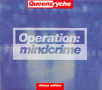Обложка альбома «Operation: Mindcrime» (Queensryche, 2006)