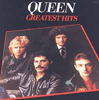 Обложка альбома «Queen. Greatest Hits» (1994)