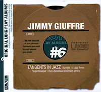 Обложка альбома «Tangents in Jazz» (Jimmy Giuffre, 2005)