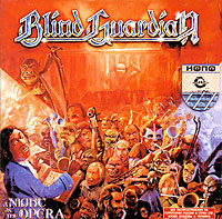 Обложка альбома «A Night at the Opera» (Blind Guardian, 2006)