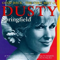 Обложка альбома «Goin» Back. The Very Best» (Dusty Springfield, 2006)