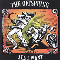 Обложка альбома «All I Want» (The Offspring, 1997)