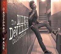 Обложка альбома «Cadillac Walk / The Mink Deville Collection» (Mink Deville, ????)