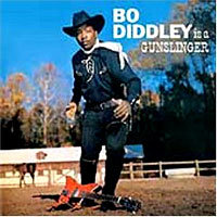 Обложка альбома «Bo Diddley Is A Gunslinger» (Bo Diddley, 2006)