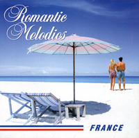 Обложка альбома «Romantic Melodies. France» (2004)