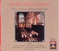 Обложка альбома «Sound Of King's» (King's College Choir, ????)
