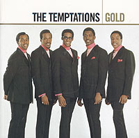 Обложка альбома «Gold» (The Temptations, 2005)