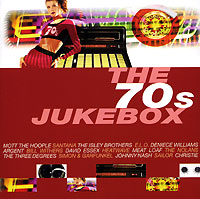Обложка альбома «Various Artists. The 70s Jukebox» (2002)