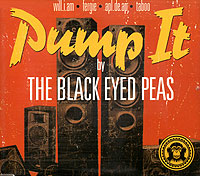 Обложка альбома «Pump It ByThe Black Eyed Peas» (The Black Eyed Peas, 2006)