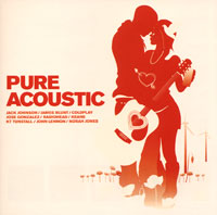 Обложка альбома «Pure Acoustic» (2006)