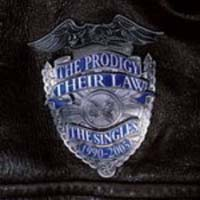 Обложка альбома «Their Law: The Singles 1990-2005» (The Prodigy, 2005)