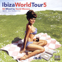 Обложка альбома «Ibiza World Tour 5. Vol.2. Mixed By David Moreno» (David Moreno, 2006)