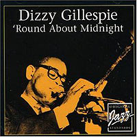Обложка альбома «Round About Midnight» (Dizzy Gillespie, 2006)