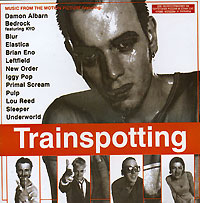 Обложка альбома «Various Artists. Trainspotting» (1996)