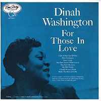 Обложка альбома «For Those In Love» (Dinah Washington, 2006)