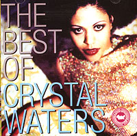 Обложка альбома «The Best Of Crystal Waters» (Crystal Waters, 1998)