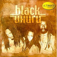 Обложка альбома «Ultimate Collection» (Black Uhuru, 2006)