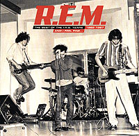 Обложка альбома «And I Feel Fine.The Best Of The I.R.S. Years 1982-1987» (R.E.M., 2006)