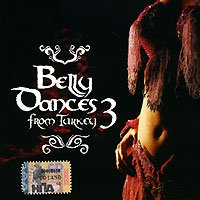 Обложка альбома «Belly Dances From Turkey 3» (2006)