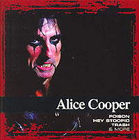 Обложка альбома «Collections» (Alice Cooper, 2005)