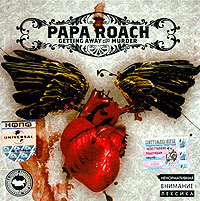 Обложка альбома «Getting Away With Murder» (Papa Roach, 2004)