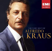Обложка альбома «The Very Best Of Alfredo Kraus» (Alfredo Kraus, 2005)
