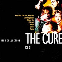 Обложка альбома «MP3 Collection. CD 2» (The Cure, 2003)