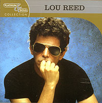 Обложка альбома «Platinum & Gold Collection» (Lou Reed, 2004)