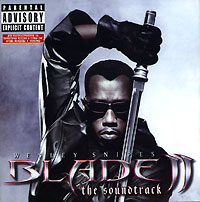 Обложка альбома «Various Artists. Blade 2. The Soundtrack» (2002)