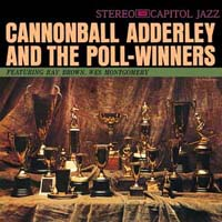 Обложка альбома «And The Poll Winners» (Cannonball Adderley, ????)