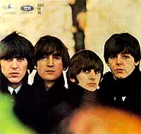 Обложка альбома «Beatles For Sale» (The Beatles, 1964)