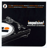 Обложка альбома «Impulsive! Revolutionary Jazz Reworked» (2005)