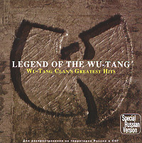 Обложка альбома «Legend Of The Wu-Tang: Wu-Tang Clan's Greatest Hits» (Wu-Tang Clan, 2004)