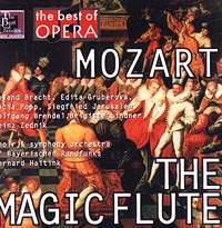 Обложка альбома «The Magic Flute. The Best Of Opera» (Mozart, 2000)