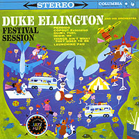 Обложка альбома «Festival Session» (Duke Ellington And His Orchestra, 2004)