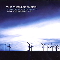 Обложка альбома «The Thrillseekers. Nightmusic Volume 1. Trance Session» (2005)