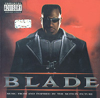 Обложка альбома «Blade. Music From And Inspired By The Motion Picture» (1998)