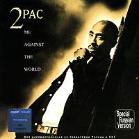 Обложка альбома «Me Against The World» (2Pac, 1995)
