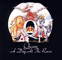 Обложка альбома «A Day At The Races» (Queen, 1993)