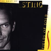 Обложка альбома «Fields Of Gold: The Best Of Sting 1984-1994» (Sting, 1994)