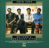 Обложка альбома «Motown's Greatest Hits» (Four Tops, 2002)