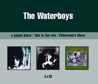 Обложка альбома «Whole Of The Moon — Best Of» (The Waterboys, ????)