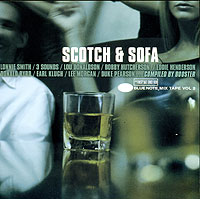 Обложка альбома «Scotch & Sofa. Blue Note Mix Tape. Vol. 2» (2000)