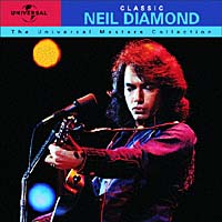Обложка альбома «Universal Masters» (Neil Diamond, 1999)