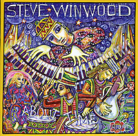 Обложка альбома «About Time» (Steve Winwood, 2004)